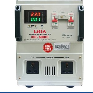 Ổn áp LiOA 5KVA DRII-5000 II