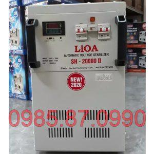 Ổn áp LiOA SH-20000 II